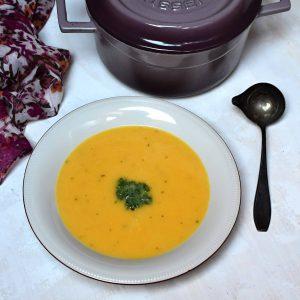 low carb zeleninová polévka